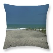 Litchfield By The Sea  Throw Pillow