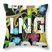 Living Art Throw Pillow