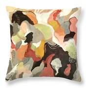 Living In Harmony Throw Pillow