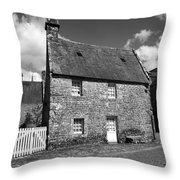 Locronan 6b Throw Pillow