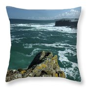 Loop Head Co Clare Throw Pillow