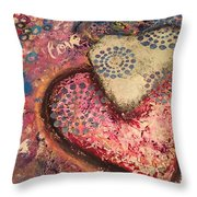 You Are This Art Throw Pillow