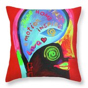 Love And Trust Throw Pillow