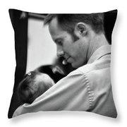 Love Throw Pillow by Catherine Sobredo