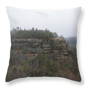 Lover S Leap Shrouded In The Mist Fleece Blanket For Sale By Cara Siera