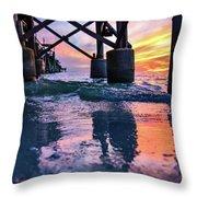 Lovestruck II Throw Pillow