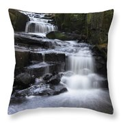 Lumsdale Falls 11.0 Throw Pillow