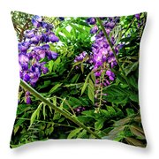 Lush Life Throw Pillow