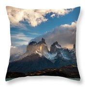 Majestic Mountain Landscape National Park Torres Del Paine Chile Photograph By Anton Petrus