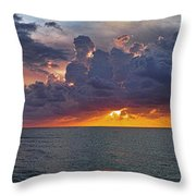 Majesty Of The Sea Throw Pillow