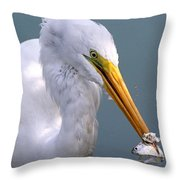 Make It A Double  Throw Pillow