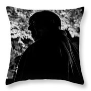 Marvel Or Dc? Throw Pillow