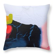 Maya 01 Throw Pillow