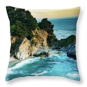 Mcway Waterfall Throw Pillow