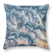 Memory Throw Pillow by Dustin LeFevre