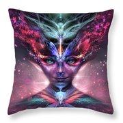Metamorphoses Throw Pillow