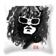 Michel Polnareff Throw Pillow