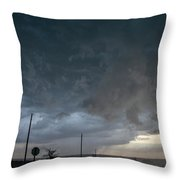 Moderate Risk Bust Chase Day 017 Throw Pillow