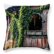 More Wine Throw Pillow