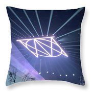 Motw Symbol Throw Pillow