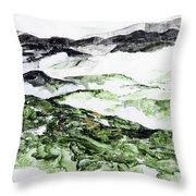 Mountains At Shenadoah 2 201901 Throw Pillow