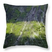 Mt. Sibillini, Italy Throw Pillow