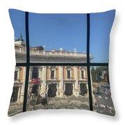 Musei Capitolini Throw Pillow
