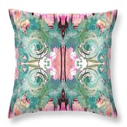 Mysterious Tuesday Throw Pillow