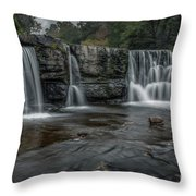 Natural Dam 2018 1 Throw Pillow