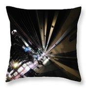 New York City 2018 Xiv Throw Pillow