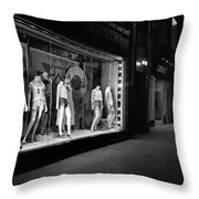 New York, New York 12 Throw Pillow