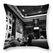New York, New York 13 Throw Pillow by Ron Cline