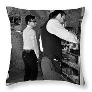 New York, New York 18 Throw Pillow