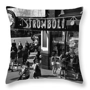 New York, New York 23 Throw Pillow by Ron Cline