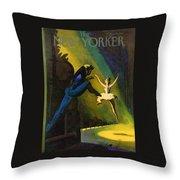 New Yorker November 3, 1951 Throw Pillow