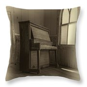 No More Hallelujahs 3 Throw Pillow