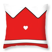 No1027 My Annie Minimal Movie Poster Throw Pillow
