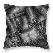 New York Subway Zone Throw Pillow
