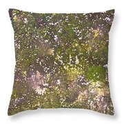 Oaks 26 Throw Pillow
