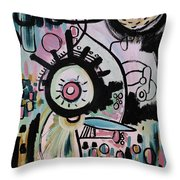 Obius Throw Pillow
