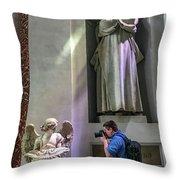 Observers Throw Pillow
