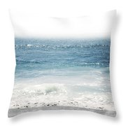 Ocean Dreams- Art By Linda Woods Throw Pillow