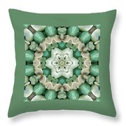 On The Riverbanks Throw Pillow