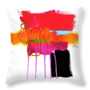 One Of These Days #3 Throw Pillow
