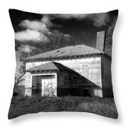 One Room Schoolhouse 2 Throw Pillow