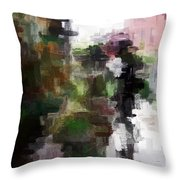 One Shadow Throw Pillow