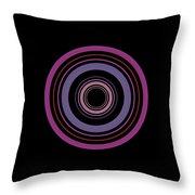 Orbital 5 Throw Pillow