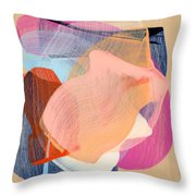 Out Of The Blue 03 Throw Pillow