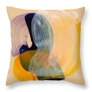 Out Of The Blue 04 Throw Pillow