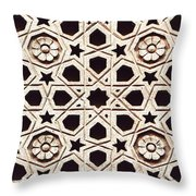 Outro Throw Pillow